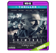 Criminal (2016) Web-DL 1080p Audio Ingles 5.1 – Subtitulada