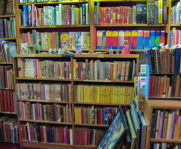 Marchpane Bookshop