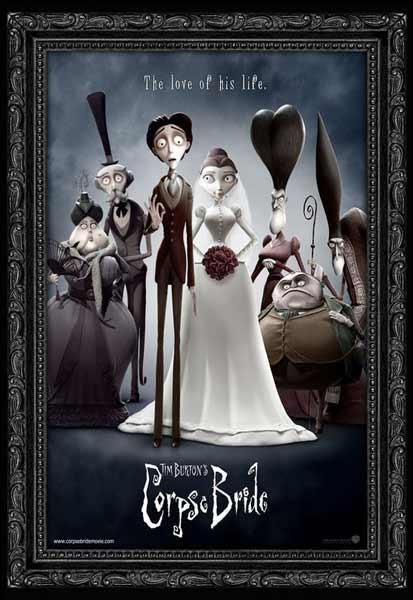 Melodramático Deshacer En realidad  i Favorite Movies: Tim Burton's Corpse Bride