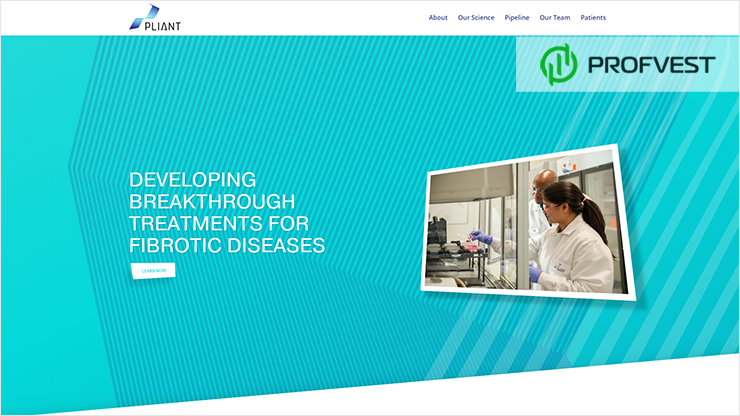 IPO от компании Pliant Therapeutics: перспективы и возможность заработка