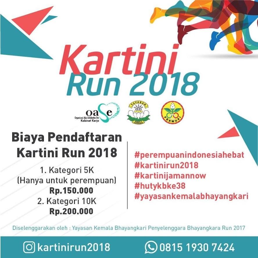 Kartini Run • 2018