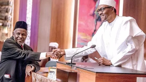 Court adjourns hearing till June 3, as Buhari, AGF, Senate absent from suit opposing CJN's appointment