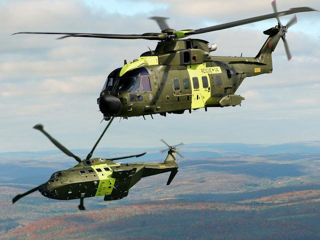 AgustaWestland AW101 Danish
