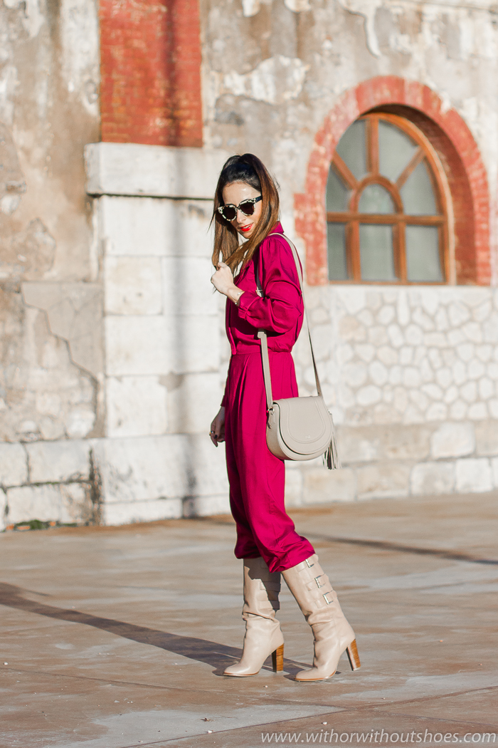 Blogger influencer valenciana con ideas de looks con estilo urban chic