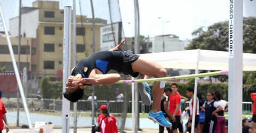 MINEDU destina casi 4 millones de soles para Juegos Deportivos Escolares Nacionales «Daniel Peredo» (D. S. N° 161-2018-EF) www.minedu.gob.pe