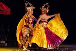 Tari Cendrawasih Kesenian Khas Bali