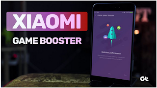 Cara Membuka Mode Game Booster  di Smartphone Xiaomi MIUI 9, Begini caranya