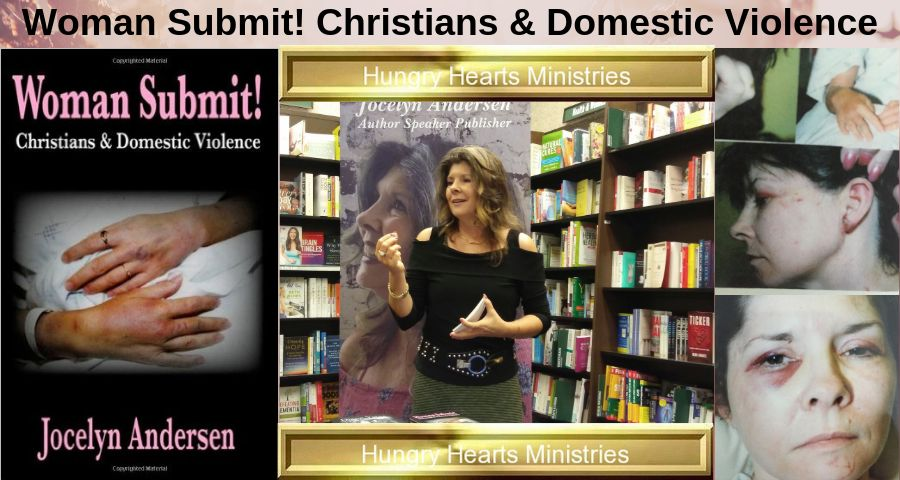 Woman Submit! Christians & Domestic Violence