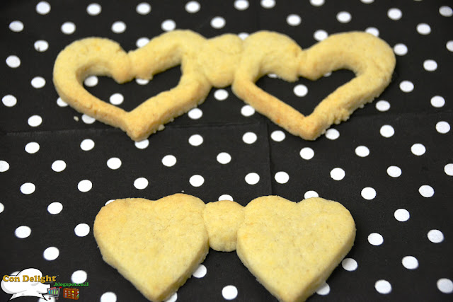 heart cookies עוגיות לבבות