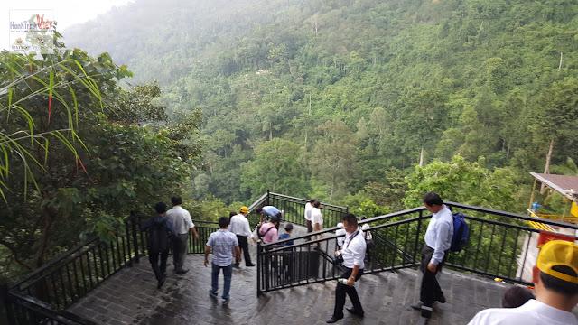 Tham quan Núi Chứa Chan - Gia Lào