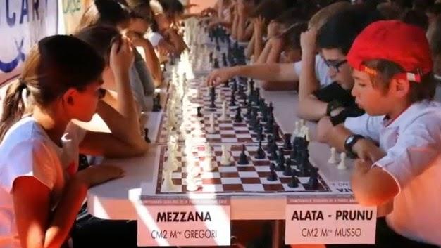 CHESS NEWS BLOG: chessblog com: A Chess First: Drone Video