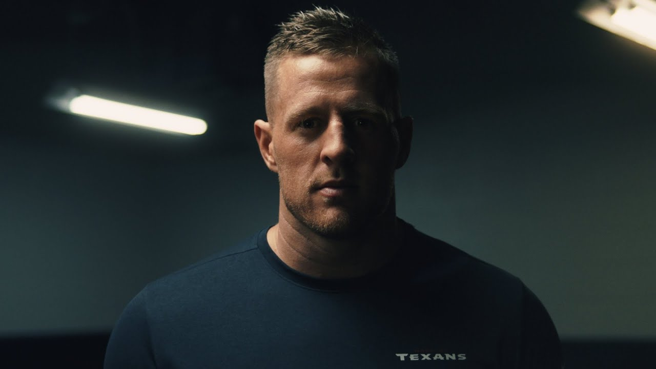 12a7808e Find a Rival' is J.J. Watt's Advice in Latest Gatorade Commercial ...