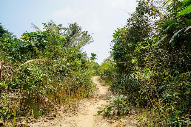 De Lonely Beach à Prek Svay - Koh Rong - Cambodge