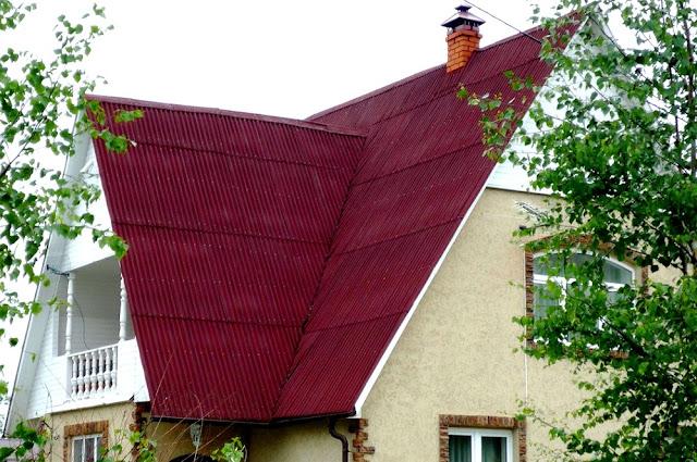 капитальный ремонт крыша дома