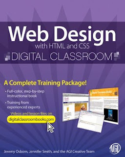 Web Design with HTML and CSS by Jennifer Smith and Jeremy Osborn