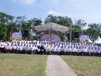 Ribuan Warga Hadiri Puncak Milad PKS Kota Medan