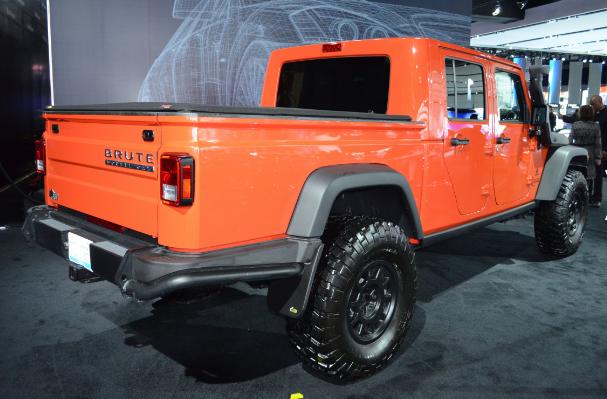 2020 Jeep Wrangler Concept