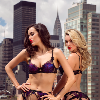 Honey Birdette New York Campaign
