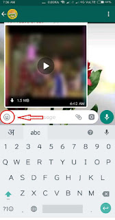 how to use whatsapp sticker