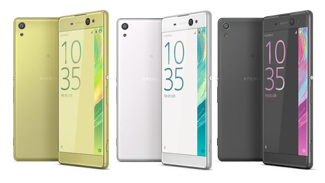 New Sony Xperia XA Ultra Launched