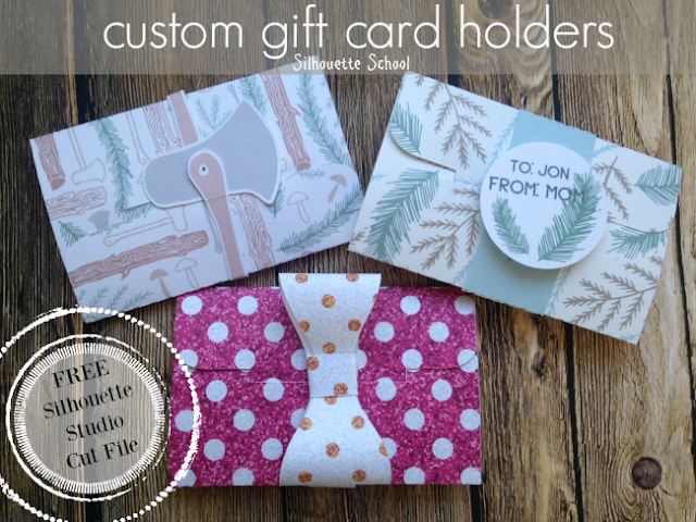 http://www.silhouetteschoolblog.com/2015/12/paper-gift-card-holder-free-silhouette.html