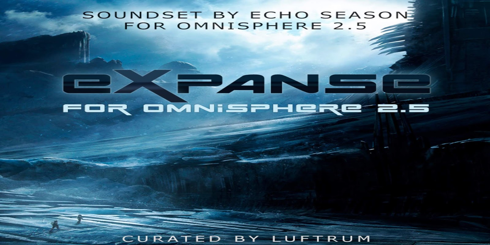 SAMPLE SOUND REVIEW: NEW RELEASE: Luftrum Expanse for