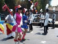 Marching Band Cewek Cantik Batang