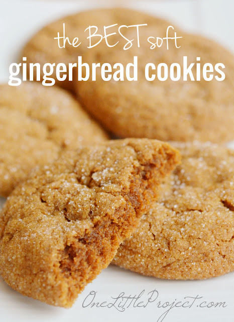 The Best Soft Gingebread Cookie 20 Festive Holiday Treats 47