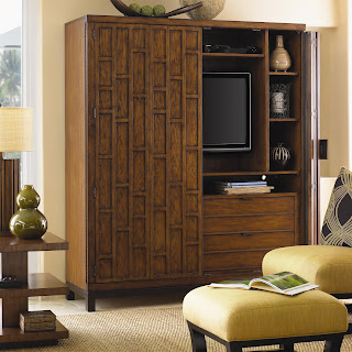 Tommy Bahamas living room furniture at Baers