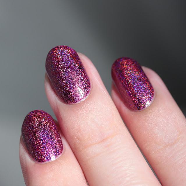Grace-full Nail Polish Radiant Blooms