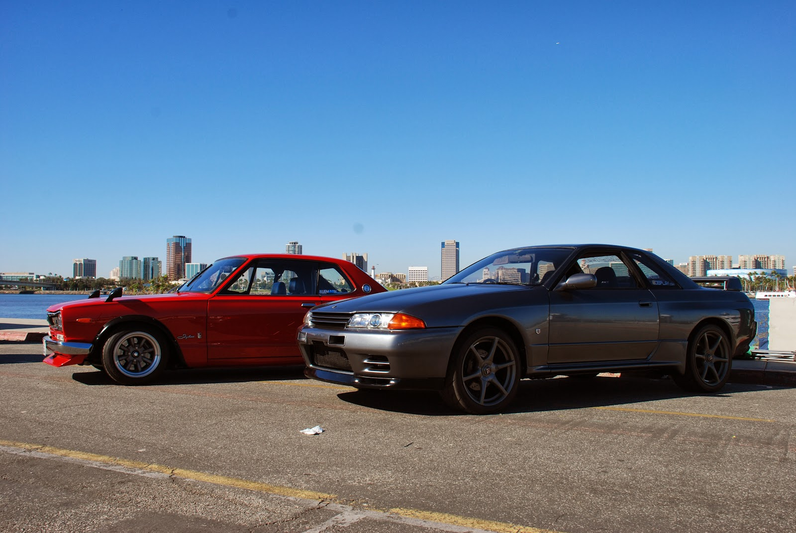 How to Buy a 1957 to 2002 Nissan Skyline : Buyers Guide