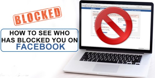 How To Know If You Were Blocked On Facebook
