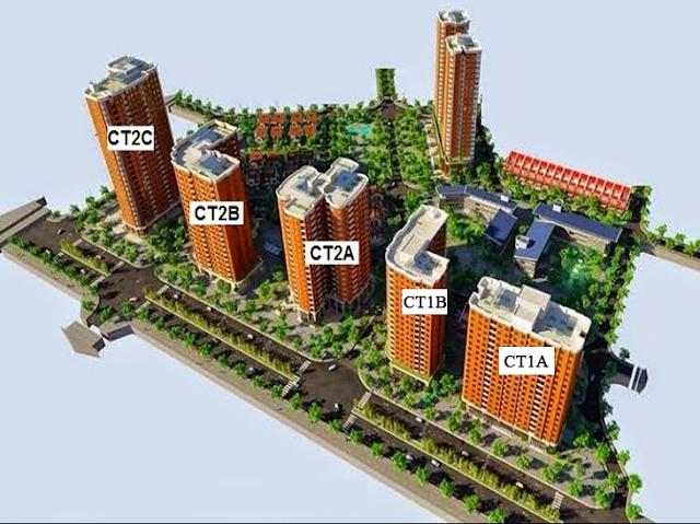 Tổng thể khu đô thị nghĩa đô