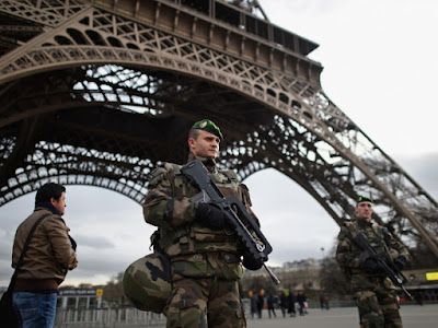 PARIS ATTACK: FRANCE TARGETED ONCE AGAIN!