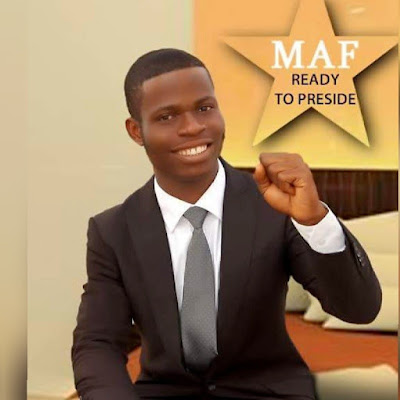 Disqualified Imsu SUG Presidential Candidate Maf writes a heart touching piece to Chyso after he betrayed him.
