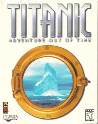 Titanic: Aventura fuera de tiempo