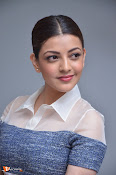 Kajal Agarwal at Khaidi No 150 Interview-thumbnail-9