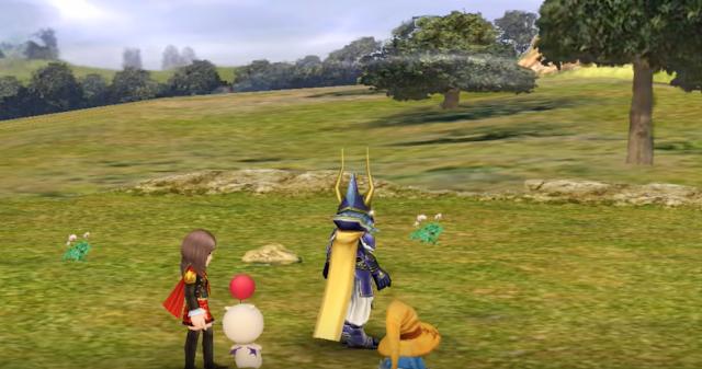 Dissidia Final Fantasy: Open Omnia anunciado para móviles