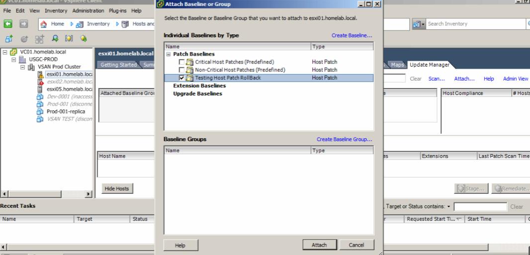 Let's Virtualize: Roll Back to Older ESXi Version Home Lab