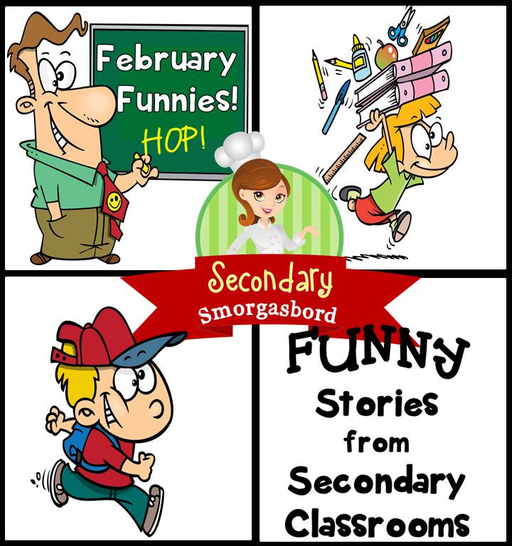 Looking for a laugh to help you get through your teaching day? Check out my top 10 list of funniest moments in my teaching career! Secondary students always seem to provide the funniest stories!