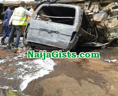 9 nigerian journalists killed accident enugu