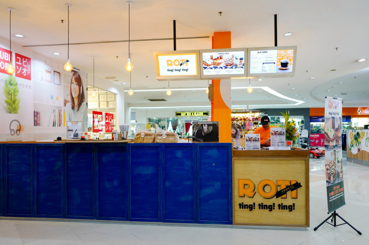 Roti Xpress Hartamas Shopping Centre