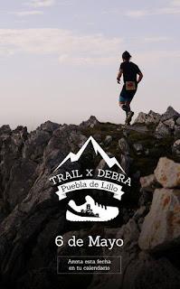 Trail por Debra 2017