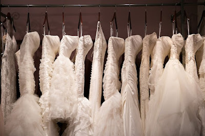 7 things you should ask when wedding dress shopping - Wedding Soiree Blog by K'Mich, Philadelphia's premier resource for wedding planning and inspiration