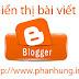 Lỗi không hiển thị đúng số bài đăng ngoài trang chủ trong Blogspot