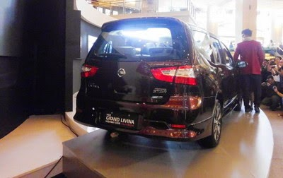 Nissan All New Grand Livina HWS AutechSpesifikasi Harga