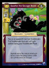 My Little Pony Soothe the Savage Beast Canterlot Nights CCG Card