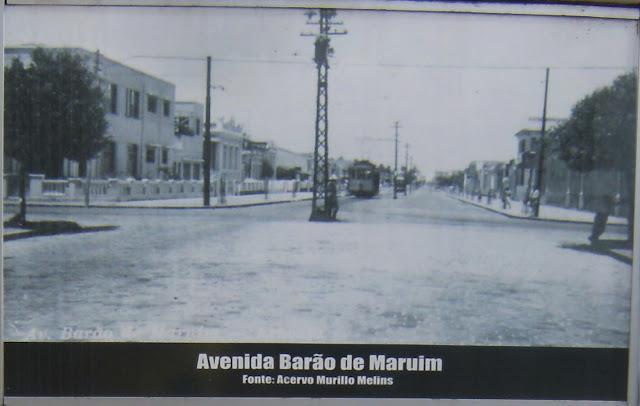 SERGIPE EM FOTOS  Antigo Postal da Avenida Barão de Maruim, em Aracaju 3c5ffdf9dc