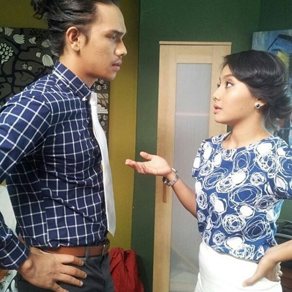 Pelakon Jasmine Drama TV3
