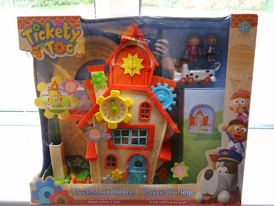 Tickety Toc ClockHouse Playset, Tickety Toc toys, Tickety Toc Christmas